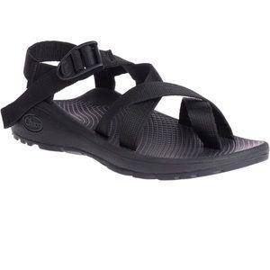 NWOT CHACO Z/CLOUD 2 toe strap sandal black size 7